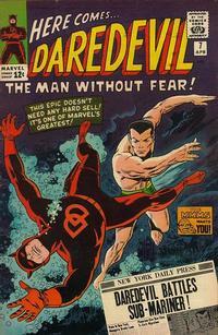 Cover Thumbnail for Daredevil (Marvel, 1964 series) #7