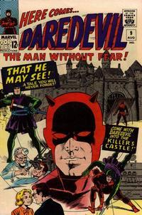 Cover Thumbnail for Daredevil (Marvel, 1964 series) #9 [Regular Edition]