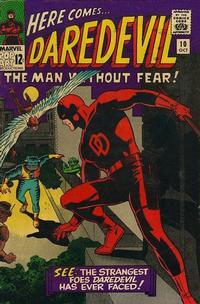 Cover Thumbnail for Daredevil (Marvel, 1964 series) #10 [Regular Edition]