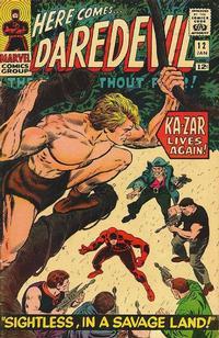 Cover Thumbnail for Daredevil (Marvel, 1964 series) #12 [Regular Edition]