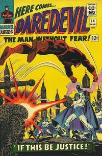 Cover Thumbnail for Daredevil (Marvel, 1964 series) #14 [Regular Edition]