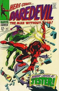Cover Thumbnail for Daredevil (Marvel, 1964 series) #42