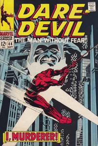 Cover Thumbnail for Daredevil (Marvel, 1964 series) #44