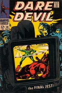 Cover Thumbnail for Daredevil (Marvel, 1964 series) #46