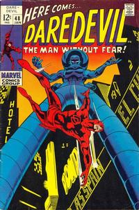 Cover Thumbnail for Daredevil (Marvel, 1964 series) #48