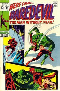 Cover Thumbnail for Daredevil (Marvel, 1964 series) #49