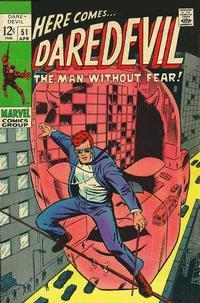Cover Thumbnail for Daredevil (Marvel, 1964 series) #51