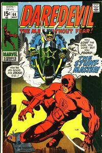 Cover Thumbnail for Daredevil (Marvel, 1964 series) #64 [Regular Edition]