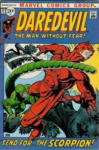 Cover Thumbnail for Daredevil (Marvel, 1964 series) #82