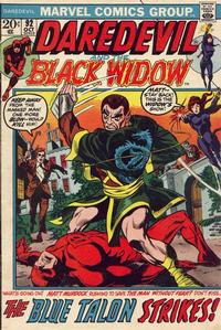 Cover Thumbnail for Daredevil (Marvel, 1964 series) #92 [Regular Edition]