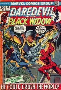 Cover Thumbnail for Daredevil (Marvel, 1964 series) #94 [Regular Edition]