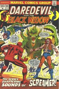 Cover Thumbnail for Daredevil (Marvel, 1964 series) #101 [Regular Edition]