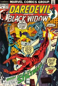 Cover Thumbnail for Daredevil (Marvel, 1964 series) #102