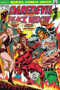Cover Thumbnail for Daredevil (Marvel, 1964 series) #105 [Regular Edition]