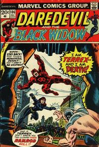 Cover Thumbnail for Daredevil (Marvel, 1964 series) #106 [Regular Edition]