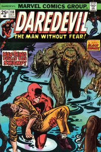 Cover Thumbnail for Daredevil (Marvel, 1964 series) #114 [Regular Edition]