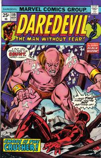 Cover Thumbnail for Daredevil (Marvel, 1964 series) #119 [Regular Edition]