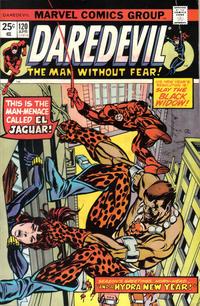 Cover Thumbnail for Daredevil (Marvel, 1964 series) #120 [Regular Edition]