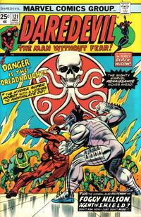 Cover Thumbnail for Daredevil (Marvel, 1964 series) #121 [Regular Edition]
