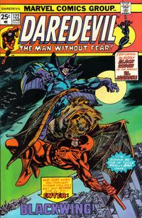 Cover Thumbnail for Daredevil (Marvel, 1964 series) #122 [Regular Edition]
