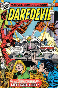 Cover Thumbnail for Daredevil (Marvel, 1964 series) #133 [Regular Edition]