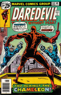 Cover Thumbnail for Daredevil (Marvel, 1964 series) #134 [Regular Edition]