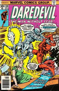 Cover Thumbnail for Daredevil (Marvel, 1964 series) #138 [Regular Edition]