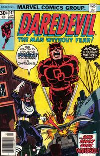 Cover Thumbnail for Daredevil (Marvel, 1964 series) #141 [Regular Edition]