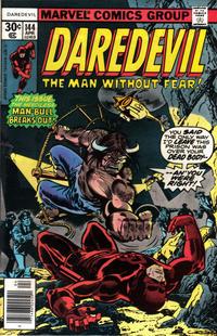 Cover Thumbnail for Daredevil (Marvel, 1964 series) #144 [Regular Edition]