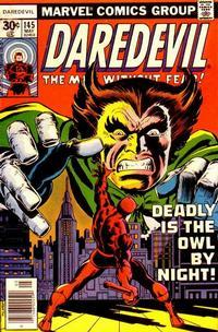 Cover Thumbnail for Daredevil (Marvel, 1964 series) #145 [Regular Edition]