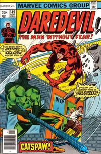Cover Thumbnail for Daredevil (Marvel, 1964 series) #149 [Regular Edition]