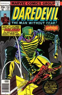 Cover Thumbnail for Daredevil (Marvel, 1964 series) #150