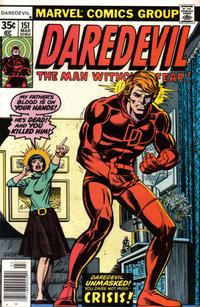 Cover Thumbnail for Daredevil (Marvel, 1964 series) #151 [Regular Edition]