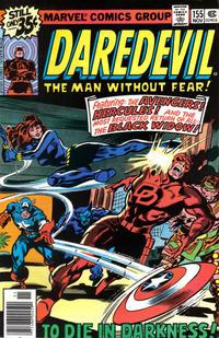 Cover Thumbnail for Daredevil (Marvel, 1964 series) #155 [Regular Edition]