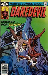Cover Thumbnail for Daredevil (Marvel, 1964 series) #159 [Direct Edition]