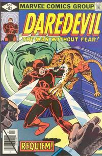 Cover Thumbnail for Daredevil (Marvel, 1964 series) #162 [Direct Edition]