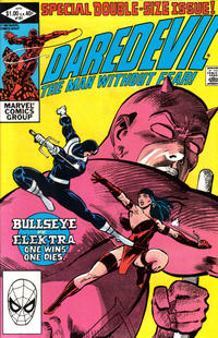 Cover Thumbnail for Daredevil (Marvel, 1964 series) #181 [Direct Edition]
