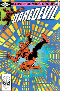 Cover Thumbnail for Daredevil (Marvel, 1964 series) #186 [Direct Edition]