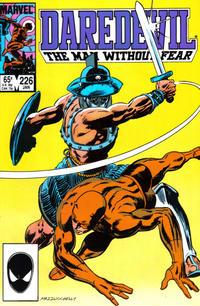 Cover Thumbnail for Daredevil (Marvel, 1964 series) #226 [Direct]