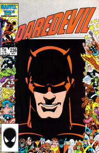 Cover Thumbnail for Daredevil (Marvel, 1964 series) #236 [Direct Edition]