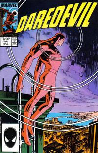 Cover Thumbnail for Daredevil (Marvel, 1964 series) #241 [Direct]