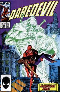 Cover Thumbnail for Daredevil (Marvel, 1964 series) #243 [Direct]