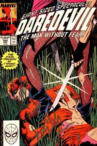 Cover Thumbnail for Daredevil (Marvel, 1964 series) #260 [Direct Edition]