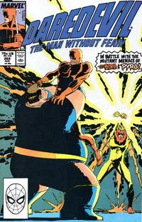 Cover Thumbnail for Daredevil (Marvel, 1964 series) #269 [Direct Edition]