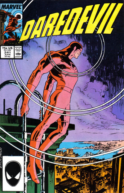 Cover for Daredevil (Marvel, 1964 series) #241 [Direct]