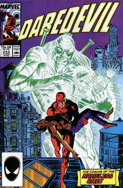 Cover for Daredevil (Marvel, 1964 series) #243 [Direct]