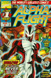 Cover for Alpha Flight (Marvel, 1997 series) #1