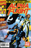 Cover for Alpha Flight (Marvel, 1997 series) #3 [Direct Edition]