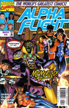Cover for Alpha Flight (Marvel, 1997 series) #4 [Direct Edition]