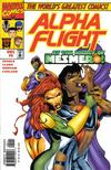 Cover for Alpha Flight (Marvel, 1997 series) #5 [Direct Edition]